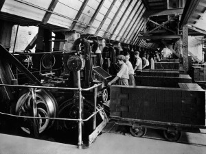 Original Workshed Machinery